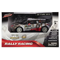 P and C Toys Citreon DS3 WRC Remote Control Car