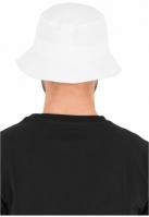 Palarie vara bumbac Flexfit Twill Bucket Hat barbati alb