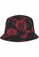 Palarii Roses negru-rosu Flexfit