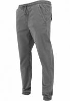 Pantalon barbati casual cargo gri inchis Urban Classics