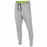 Pantaloni 4F H4L17 SPMD002 gri deschis Melange barbati