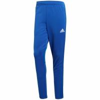 Pantaloni adidas CONDIVO 18 antrenament albastru CF3681 barbati teamwear adidas teamwear