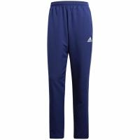 Pantaloni ADIDAS CORE 18 PRESENTATION - bleumarin CV3690 barbati teamwear adidas teamwear
