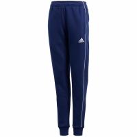Pantaloni adidas Core 18 Sweat bleumarin CV3958 copii teamwear adidas teamwear