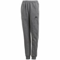 Pantaloni Adidas Core 18 Sweat gri CV3957 copii teamwear adidas teamwear
