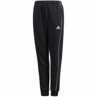 Pantaloni adidas Core 18 Sweat negru CE9077 copii teamwear adidas teamwear