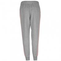 Pantaloni adidas Essentials conici pentru Femei gri portocaliu