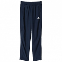 Pantaloni adidas TIRO 17 WOVEN bleumarin BQ2795 copii teamwear adidas teamwear