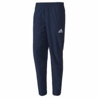 Pantaloni adidas TIRO 17 WOVEN bleumarin BQ2793 barbati teamwear adidas teamwear