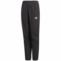 Pantaloni adidas TIRO 17 WOVEN negru AY2862 copii teamwear adidas teamwear