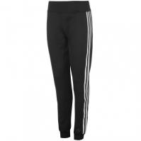 Pantaloni adidas trei cu dungi Poly cu mansete pentru Femei