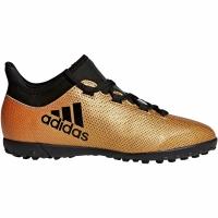 Ghete fotbal ADIDAS X TANGO 17.3 gazon sintetic CP9024 copii