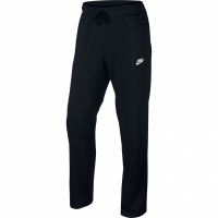 Pantaloni Nike M NSW OH JSY CLUB negru 804421 010 barbati