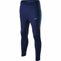 Pantaloni Nike NK Dry Squad KPZ bleumarin 836095 430 pentru copii