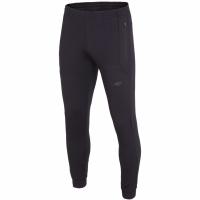 Pantaloni barbati 4F Fitness H4L18 SPMTR002 20S negru intens