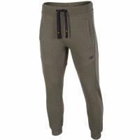 Pantaloni barbati 4F H4L19 SPMD002 43M kaki Heather