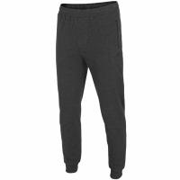 Pantaloni barbati 4F H4Z18 SPMD002 gri inchis Heather