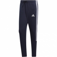 Pantaloni barbati Adidas Must Haves 3 Stripes Tiro FT bleumarin DX0652