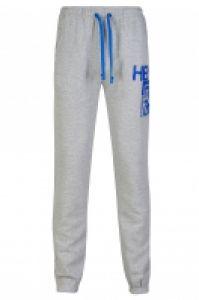 Pantaloni barbati Basics Grey Henleys