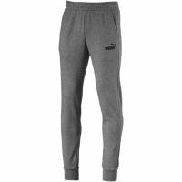 Pantaloni barbati Puma Essentials Slim Tr gri 852429 03