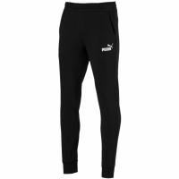 Pantaloni barbati Puma Essentials Slim Tr negru 852429 01