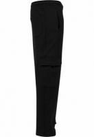 Pantaloni barbati trening cargo negru Urban Classics