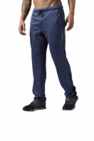 Pantaloni barbati Workout Ready Mel Graph Blue Reebok