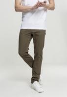 Pantaloni Basic Stretch 5 cu buzunar oliv Urban Classics