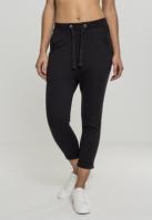 Pantaloni bumbac Open pentru Femei negru