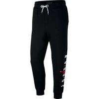 Pantaloni caldurosi Nike Jordan Jumpman Air Gfx negru AA1454 010