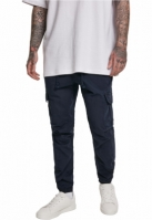 Mergi la Pantaloni cargo lungi bleumarin Urban Classics