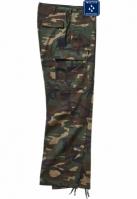 Mergi la Pantaloni Cargo US Ranger oliv-camuflaj Brandit