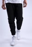 Pantaloni CSBL Nine Zero Stacked Jogger negru-lazerred Cayler and Sons