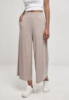 Pantaloni Culottes Modal pentru Femei duskrose Urban Classics