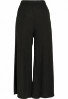 Pantaloni Culottes Modal pentru Femei negru Urban Classics