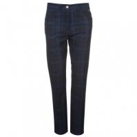 Pantaloni de golf Slazenger Check Winter pentru Femei