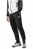 Pantaloni de trening Athletics negru Pusher