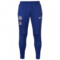 Pantaloni de trening Nike Chelsea Squad 2018 2019 pentru Barbati