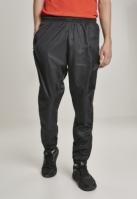Pantaloni de trening Jacquard negru Urban Classics