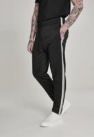 Mergi la Pantaloni de trening Side Taped negru-gri Urban Classics