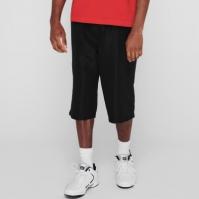 Pantaloni de trening Slazenger trei sferturi pentru Barbati negru