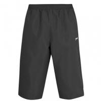 Pantaloni de trening Slazenger trei sferturi pentru Barbati gri carbune
