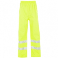 Pantaloni Dunlop reflectorizant impermeabil pentru Barbati