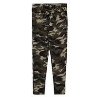 Pantaloni Firetrap Camo pentru fetite