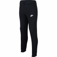 Pantaloni For Nike B NSW EL CF AA negru 805494 010 pentru copii