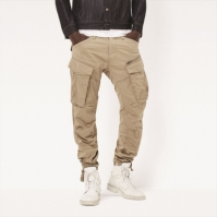 Pantaloni G Star Rovic cu fermoar 3D pentru Barbati
