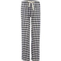 Pantaloni Howick Gingham check flannel