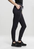 Pantaloni jogger Athletic pentru Femei gri-carbune Urban Classics negru