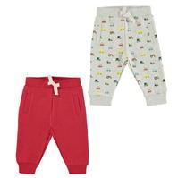 Pantaloni jogging Set 2 Crafted Essentials pentru baieti pentru Bebelusi