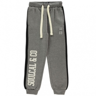 Pantaloni jogging SoulCal Cut and Sew pentru baietei